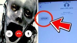 What Happens When You FaceTime The Devil? (Urban Legend 2017)