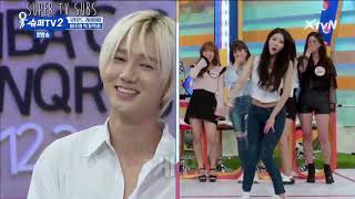 [ENG SUB] [EP2 Cut] Super Junior vs Lovelyz : SuperJuniorTv S2