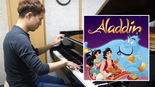 Aladdin(알라딘)-A whole new world_piano ver.