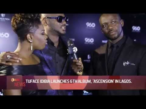 TUFACE IDIBIA LAUNCHES 6TH ALBUM, `ASCENSION` IN LAGOS - EL NOW News