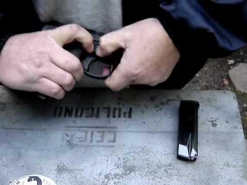 Mannlicher Steyr  - Desarme por Daniel Tagliafico