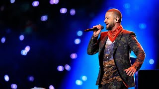 download lagu Justin Timberlake Covers Prince At Super Bowl Half-time Show gratis