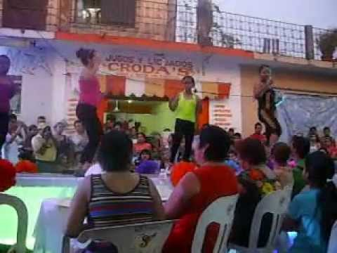 Demostración de Zumba en Tres Valles, Veracruz. :D