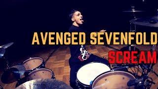 Avenged Sevenfold - Scream - Drum Cover