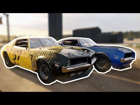 NEXT CAR GAME - Destruction Derby em Pista de Areia! (Pre-Alpha...