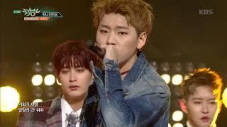 뮤직뱅크 Music Bank - 떠나지마요 - 블락비 (Don't Leave - Block B).20180112