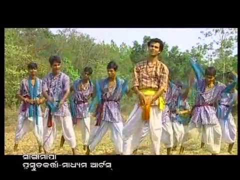 Sangamapa- Oriya Album Song Sambalpuri video