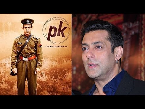 Salman Khan defends Aamir Khan's 'PK'