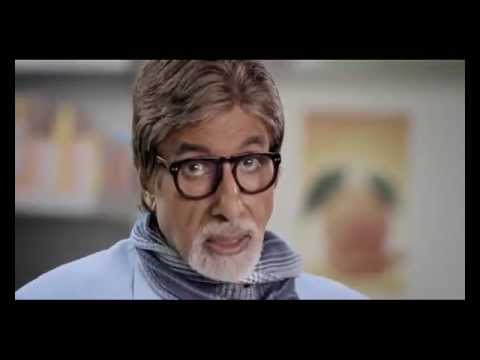 Amitabh Bachchan in Kalyan Jewellers Rate Tag...