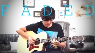 Alan Walker - Faded Fingerstyle Guitar Cover By Harry Cho