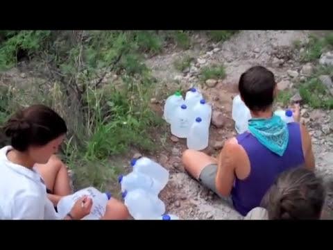 ABUSOS DE AGENTES DE FRONTERA CONTRA INDOCUMENTADOS