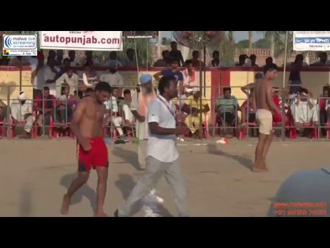 KARMUWALA (Ferozepur) Kabaddi Tournament (HD). Aug-2014. Parts 2nd.