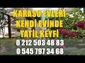 Karasu Evleri Ekşioğlu Yazlık thumbnail