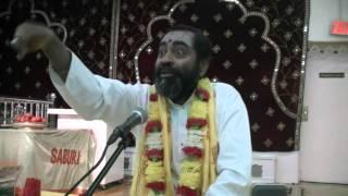 Lalita Sahasranamam - Day2 - Brahmasri Shanmukha Sarma - NJ 2014-06-07