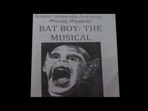 "Boston University Academy presents ""Bat Boy: The Musical"""
