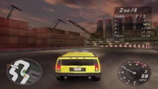 Need for Speed: Underground 2 Gameplay Walkthrough - Hummer H2 Street X Test Drive