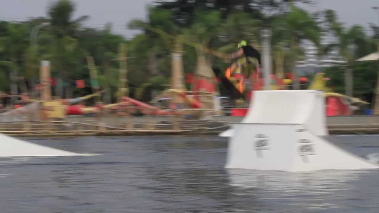 Water Park Ancol Epic Cable Park Ancol Jakarta