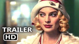 Gооdbyе Christоphеr Rоbіn Official Trailer (2017) Margot Robbie Movie HD