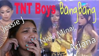 Your Face Sounds Familiar Kids 2018: TNT Boys as Jessie J, Ariana Grande & Nicki Minaj / Bang Bang