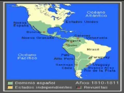 PROCESO DE INDEPENDENCIA DE HISPANOAMÉRICA.mpg
