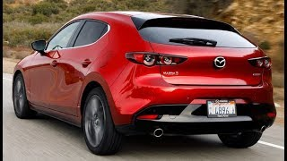 2019 Mazda3 Hatchback – Interior, Exterior and Drive