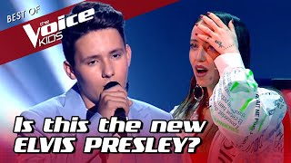 Wow! 13-Year-Old has LOWEST VOICE in The Voice Kids EVER