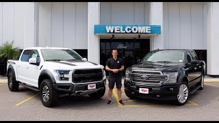 Which Ford truck SHOULD you BUY? 2019 Ford Raptor or F-150 Limited