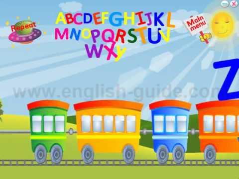ABC تعليم الانجليزية للأطفال - أغنية الحروف
