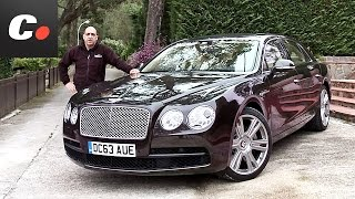 Bentley Flying Spur V8 – Prueba / Test / Review Coches.net (2014)