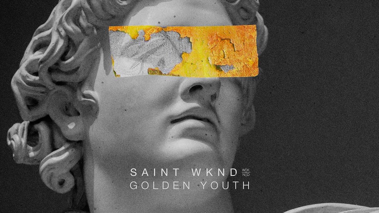 SAINT WKND - Make You Mine feat. Boy Matthews (Cover Art)