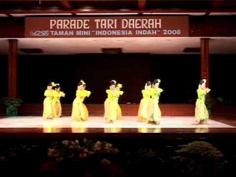 Parade Tari Daerah 1 video