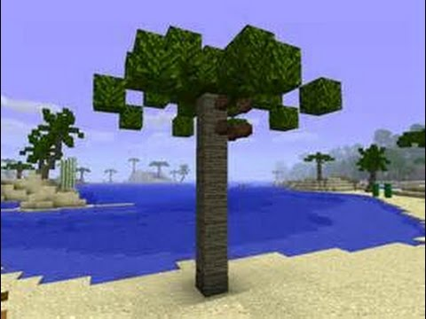 Build Battle With Jacob: THE COCONUT TREE!