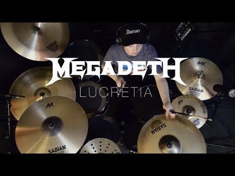 Lucretia - Megadeth (Multi-Instrumental Cover)