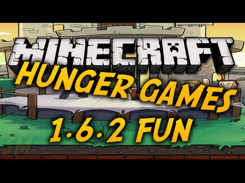 ★ Minecraft HUNGER GAMES 1.6.2 Server Fun !!! /w EGCNetwork ★ Survival  ...