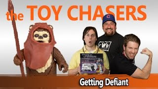 The Toy Chasers Ep 5 - Getting Defiant