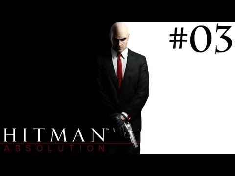 Hitman Absolution : Walkthrough / gameplay #03 - Fr - Discothèque branchée