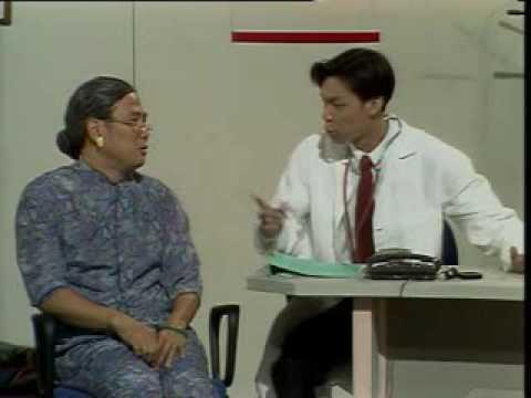 Liang Po Po 梁婆婆- Hospital Checkup 1/2 Video