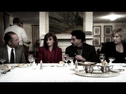 Borat - Dinner Party Scene