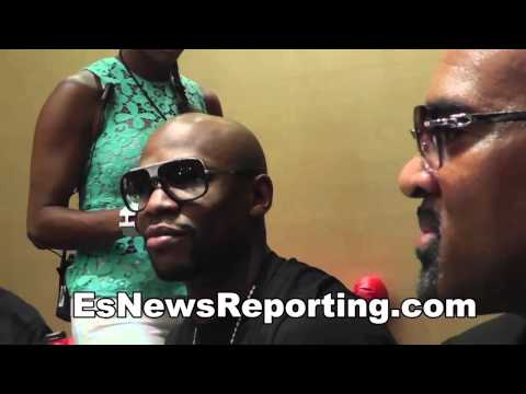 Floyd Mayweather vs Manny Pacquiao Contracts Are Signed - Update - esnews boxing