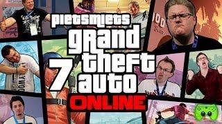 GTA ONLINE # 7 - Da isn Jet! «» Let's Play Grand Theft Auto online   HD