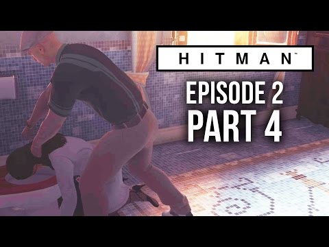 Hitman 2016 Walkthrough Part 4 - BY CANDLELIGHT (EPISODE 2) NEW