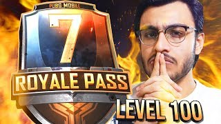 PUBG MOBILE LIVE: CRATE OPENING LIVE | SEASON 7 ROYAL PASS RANK PUSH | NEW UPDATE