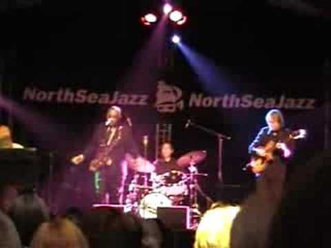 Lou Donaldson (LIVE @ NSJ 08) - What a Wonderful World