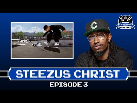 Skater XL Game Of SKATE With Steezus Christ   Berrics Gaming #3