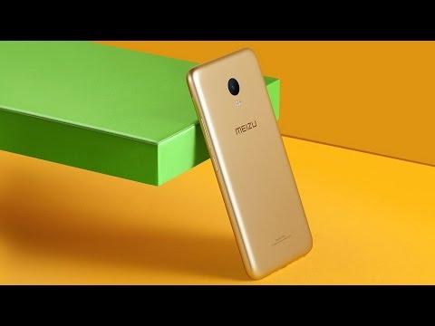 Meizu M5: первый обзор и распаковка (preview and unboxing)