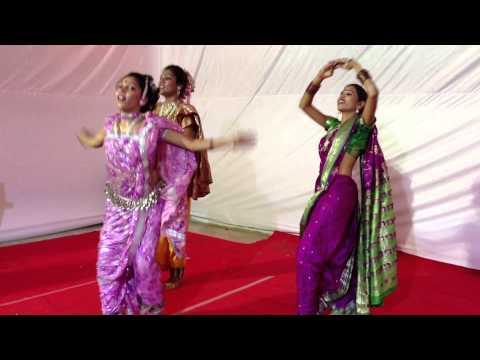 Marathi Lavni video