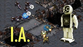 Nuestra segunda batalla PvT entre Inteligencias artificiales 🤖 - Starcraft remastered