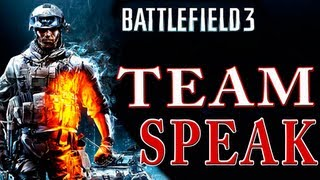 Team Speak in BF3