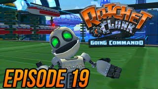 Ratchet and Clank 2: Going Commando (HD Collection) - Episode 19