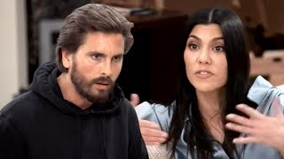 Kourtney Kardashian Is Furious With Scott Disick After Introducing Sofia Richie to Their Kids